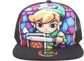 The Legend of Zelda - Wind Waker Link - Pet - Snapback