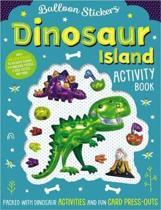 Dinosaur Island Activity Book