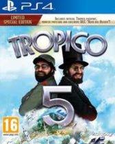 Tropico 5 Day One Bonus Edition PS4