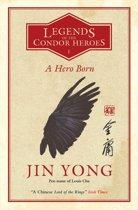 Boek cover A Hero Born van Jin Yong