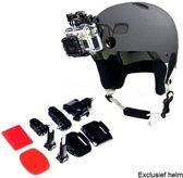 Helmet Front Mount Kit voor GoPro