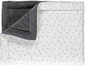 Zeeman boxkleed - grijs - 75x100 cm