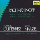 Rachmaninoff: Piano Concerto no 2 / Gutierrez, Maazel