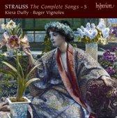 Strauss: The Complete Songs, Vol. 5 - Kiera Duffy