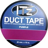 IT'z Duct Tape Paars 10M