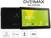 Overmax Livecore 7030 quadcore tablet, 4x1.2 GHz CPU, Android 4.4, 7 inch, 8GB