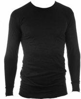 Beeren Heren Thermo Shirt lange mouw - Zwart - maat L