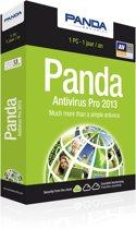Panda Antivirus Pro 2013 - Nederlands / Frans / 1 Gebruikers
