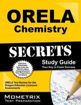 ORELA Chemistry Secrets
