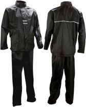 Ralka Regenpak - Volwassenen - Unisex - Maat L - Zwart