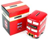 Spaarpot Engelse bus Londen