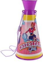 Toi-toys Cheerleader Hoorn 17 Cm Paars