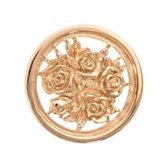 Nikki lissoni C1027GS Bouquet with gold plated S