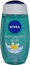 Nivea Douchegel - Frangipani & Oil 250 ml