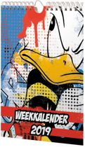 Weekkalender Donald Duck 2019
