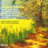 Vaughan Williams: Songs / John Mark Ainsley, Nash Ensemble