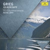 Holberg Suite/Lyric Suite/Norw.Dances (Virtuoso)