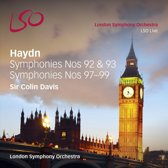 Symphonies Nos. 92, 93, 97, 98 & 99