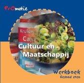 Promotie cultuur en maatschappij Gezond eten Werkboek