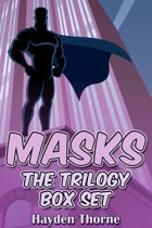 Masks: The Trilogy Box Set