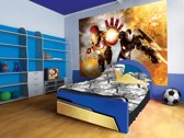 Iron Man - Behang - 416X254CM