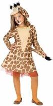 Giraffe kostuum / verkleedpak voor meisjes 104 (3-4 jaar)