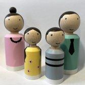 Poppenhuis miniatuur kopen kijk snel for Poppenhuis poppetjes