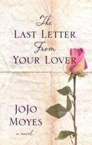 Boekomslag van 'The Last Letter from Your Lover'