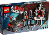 LEGO The Movie Lord Business Schuilplaats - 70809