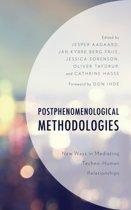 Postphenomenological Methodologies
