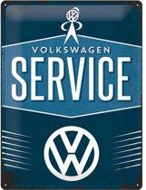 Reclamebord Volkswagen Service
