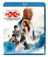xXx : Return of Xander Cage (2016) (Blu-ray)