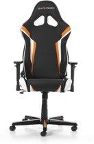 DXRacer Racing R288-NOW - Gamestoel - Zwart / Oranje / Wit
