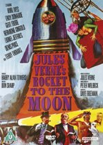 Jules Verne'S Rocket To The Moon (dvd)