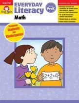 Everyday Literacy Math Grade Pre-K