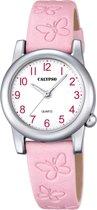 Calypso Kids K5711/2 - Horloge - Kunststof - Roze - 28.5 mm