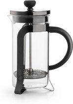 Leopold Vienna Koffiemaker Shiny Black 1,0L
