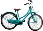 Bike Fun Cargo Load - Fiets - Meisjes - Groen - 43 cm