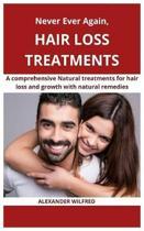 Never Ever Again, Hair Loss Treatments
