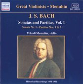Bach: Sonatas & Partitas Vol.1