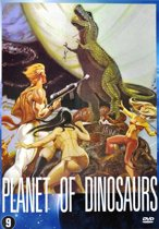 DVD cover van Planet Of The Dinosaurs
