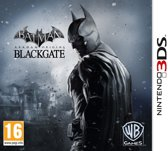 Batman: Arkham Origins Blackgate - 2DS + 3DS