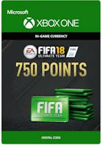 FIFA 18: Ultimate Team -  750 Points - Xbox One