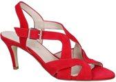 Rode Sandalen Marian