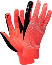Craft brilliant 2.0 thermal glove - Hardloophandschoenen - Unisex - Shock - 9/M