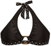 Protest Mix & Match Halter Bikini Top Ccup Dames ALESSAS True BlackM/38