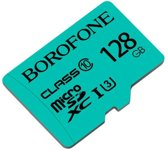128GB BOROFONE TF high-speed geheugenkaart micro-SD SDXC Class 10