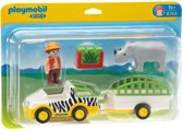 Playmobil 123 Neushoorn Transport - 6743
