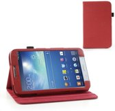 Samsung Galaxy Tab 3 T3100 8.0 Stand Case Rood