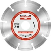 Kreator KRT082102 Diamantschijf Ø125 mm - Premium - steen/beton/dakpan